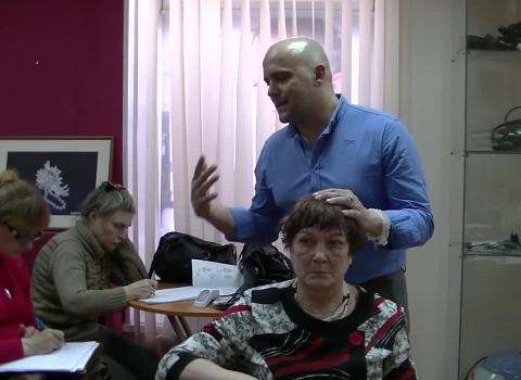 """Мастер-класс с врачом """"Домашние практики массажа"""""""